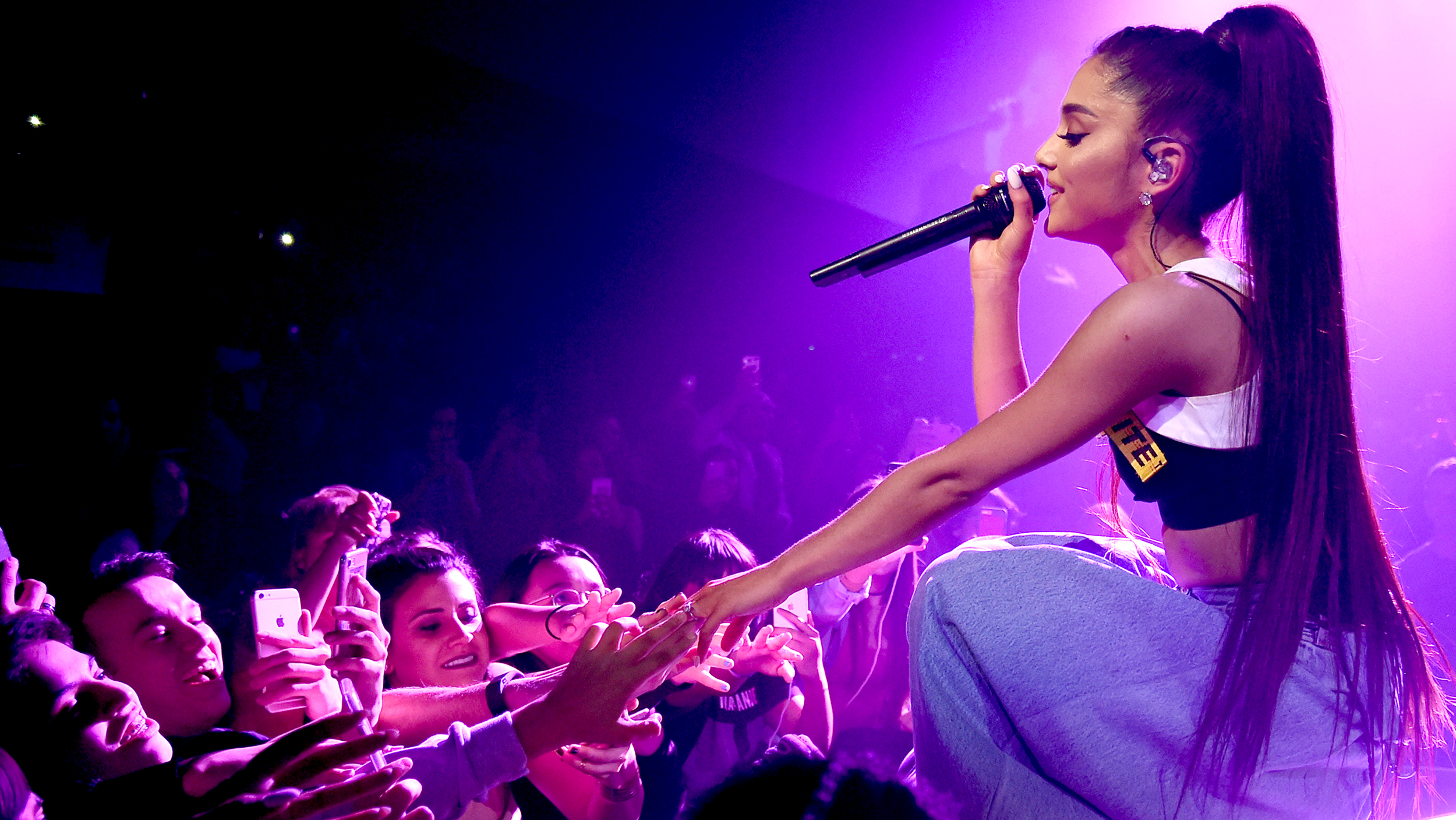 Ariana Grande, other pop stars set for Manchester benefit ...