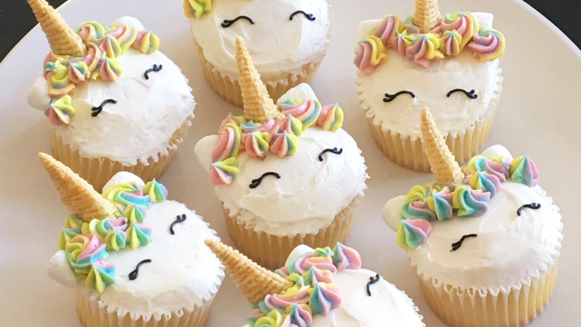 Safe Egg Free Cookie Dough Amp Unicorn Cupcakes Recipe