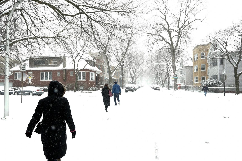 Indiana Snow Amounts