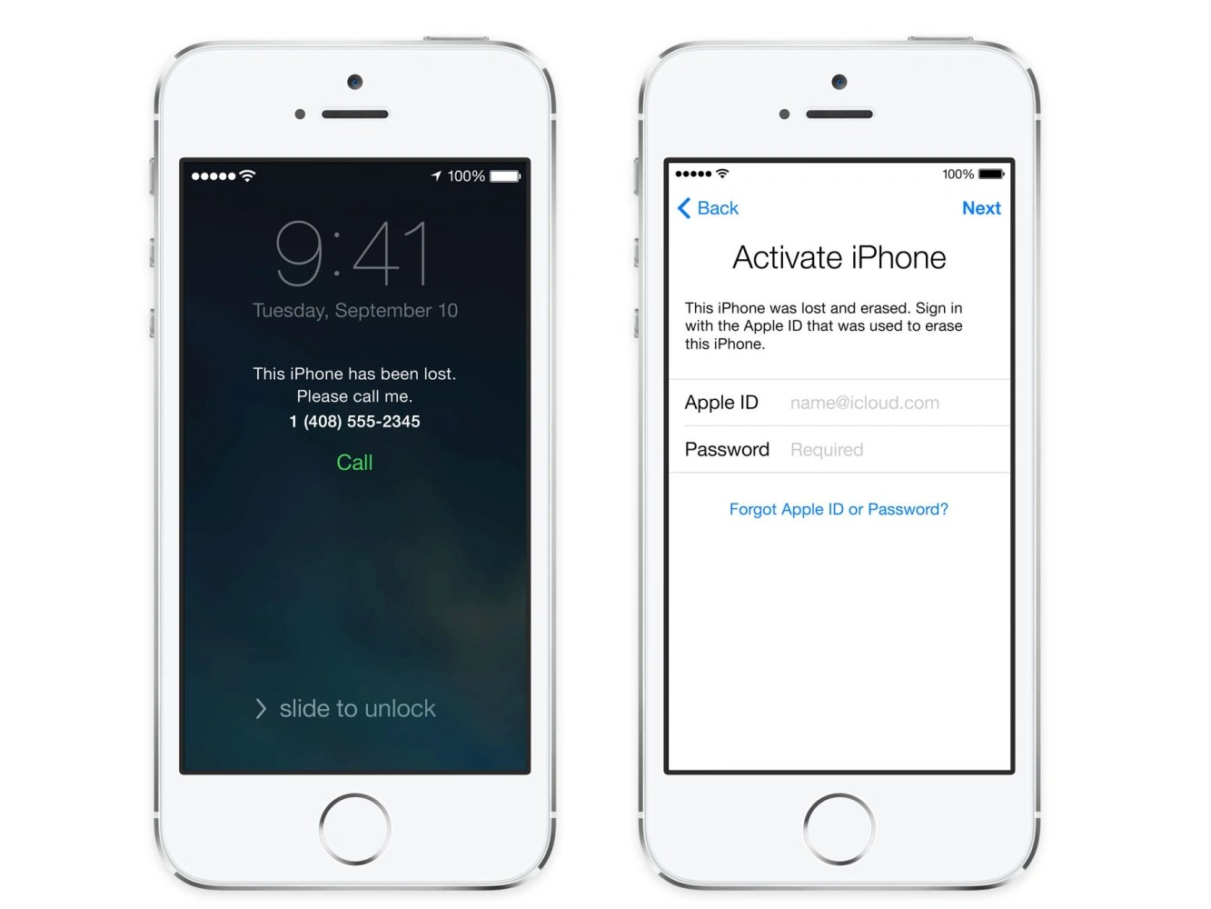 Activation Lock may be most important iOS 7 feature   NBC News New Find My iPhone features in iOS 7