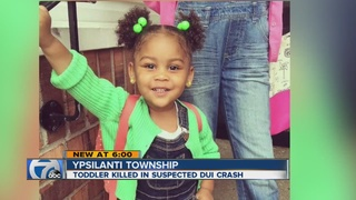 Young Girl Struck Killed By Vehicle In Ypsilanti Township