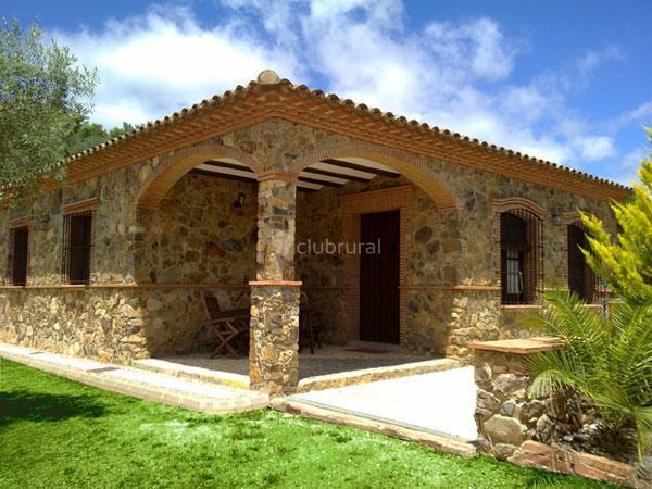 Casas Fachadas Campestres De