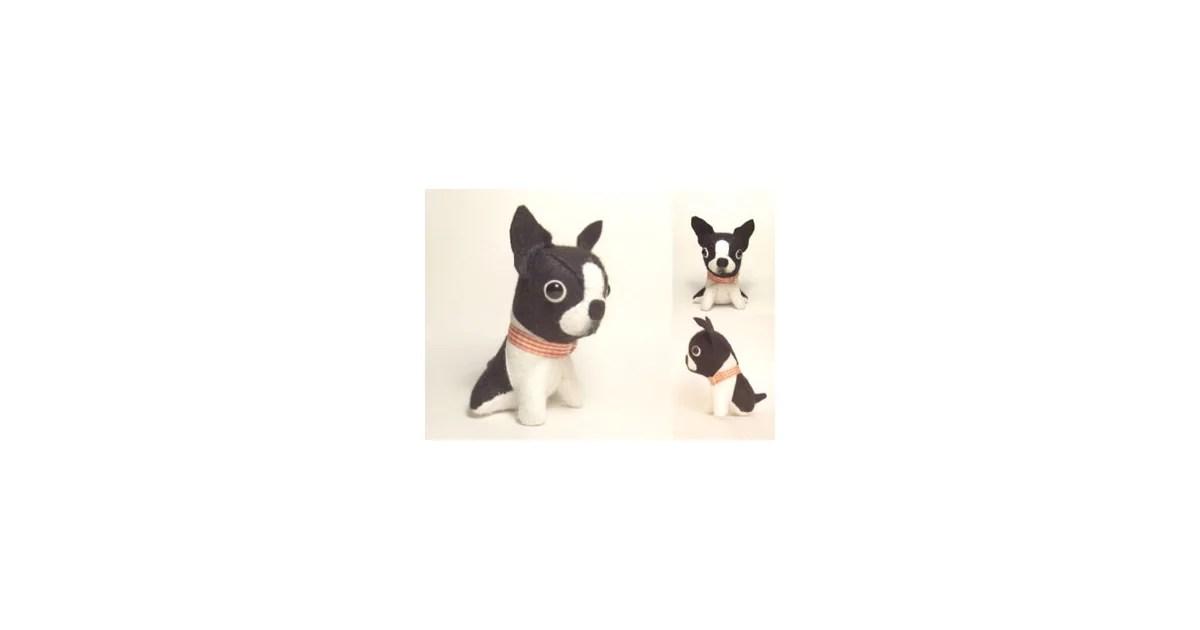 R Us Boston Terrier Toys