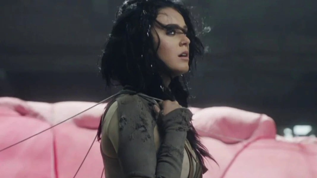 Katy Perry's new 'Rise' music video: Get a first look ...