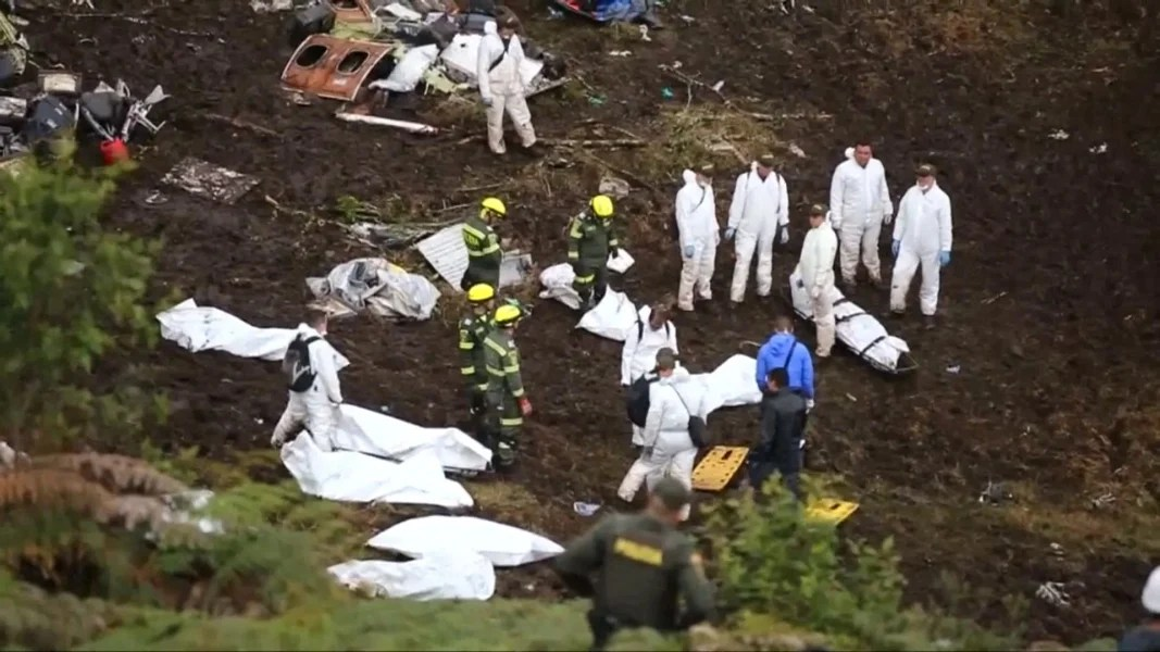 All Bodies, Survivors Recovered at Plane Crash Site as ...