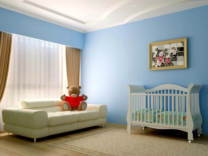 Pale Blue Bedroom Ideas