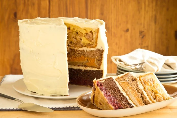 Holiday Layer Cake Recipes