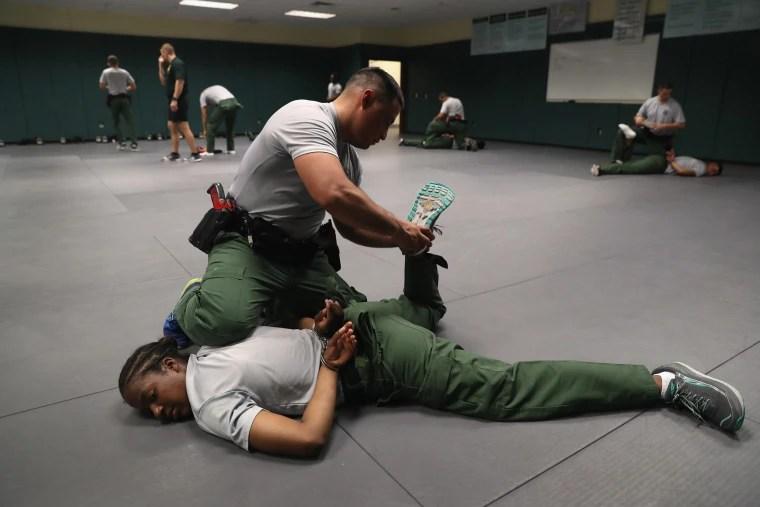 New Artesia Patrol Border Mexico Academy