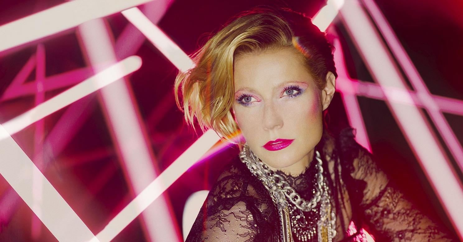 Gwyneth Paltrow Eye Makeup