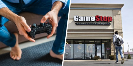 gamestop stocks are trending but what does the store even sell