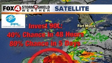 HD Decor Images » Tropical Low May Develop In Gulf This Weekend   Fox 4 Now WFTX Fort     Tropical Low May Develop In Gulf This Weekend   Fox 4 Now WFTX Fort  Myers Cape Coral