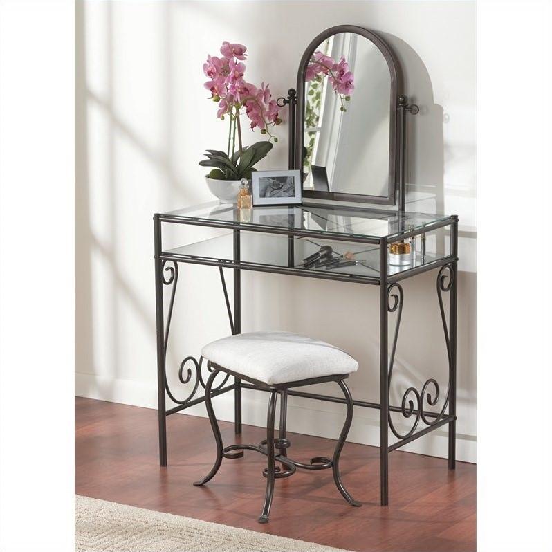Linon Home Decor Vanity Set