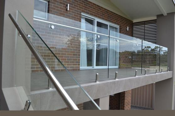 Handrails Kit Stairs Stainless