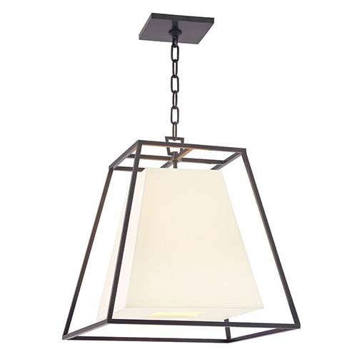 lantern pendant with shade # 21