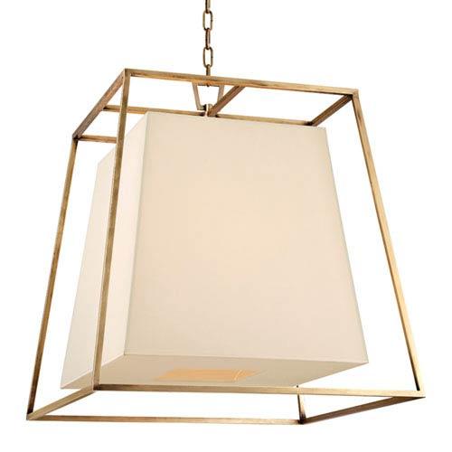 lantern pendant with shade # 11