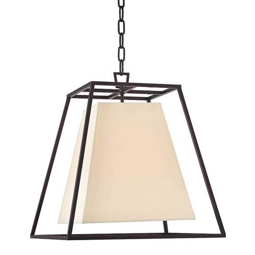 lantern pendant with shade # 67
