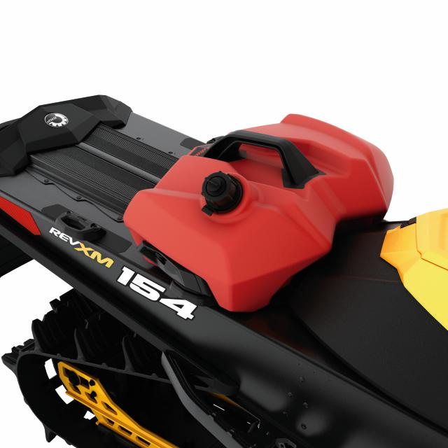 Ski Doo Fuel Can Spout Replacement