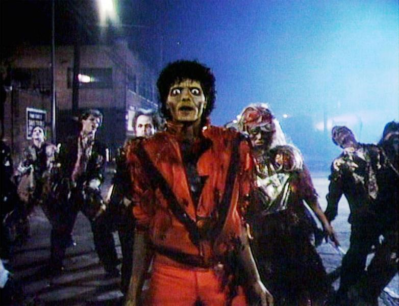 Flashmobs On Central  South Coasts Taking Part In Global  Thriller     Michael Jackson s iconic music video for the song  Thriller  has inspired  what s become an annual global dance event at Halloween