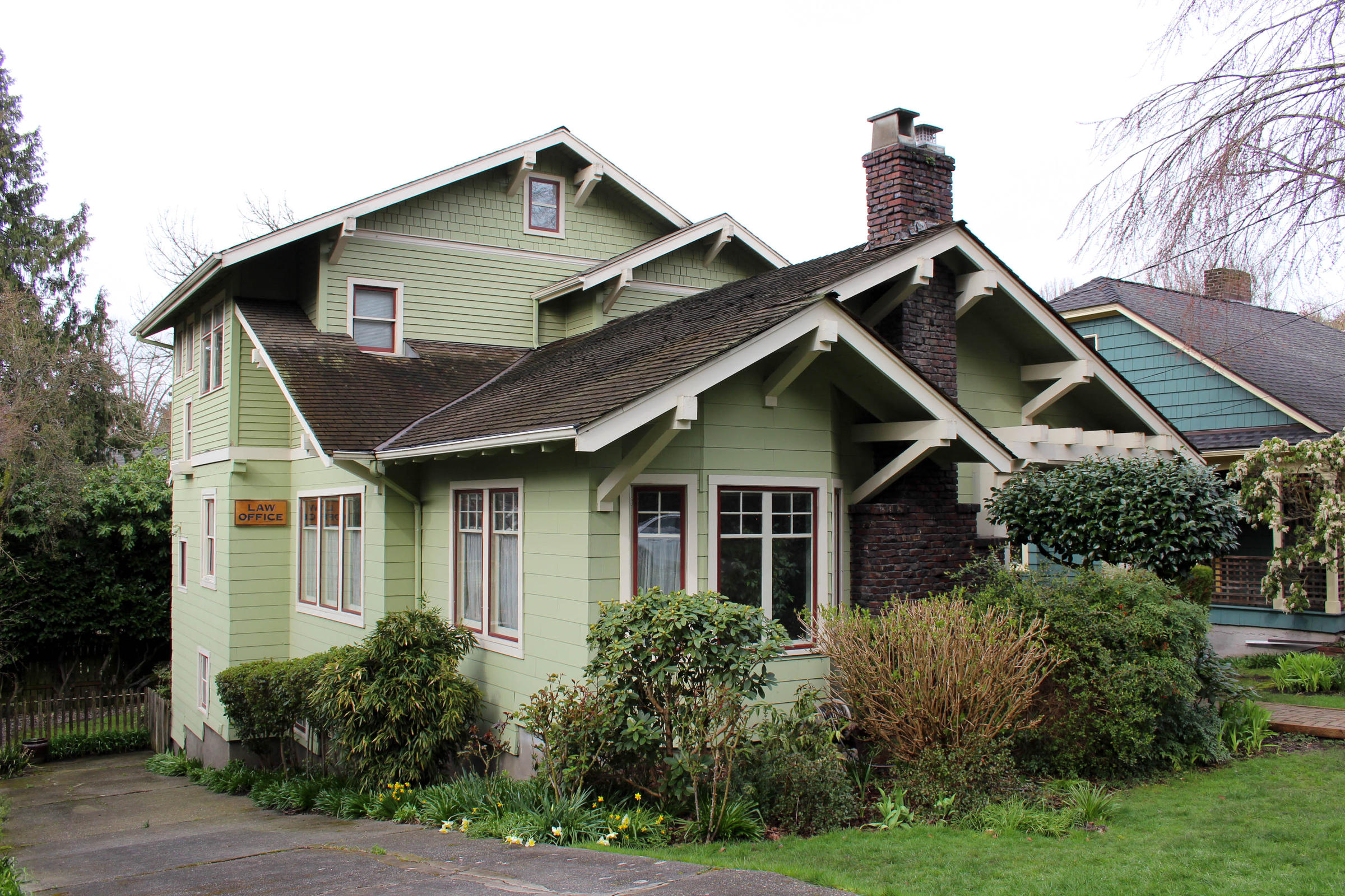 Best Kitchen Gallery: The Story Behind Seattle's Obsession With Craftsman Homes Kuow of Pacific Northwest Style Homes on rachelxblog.com