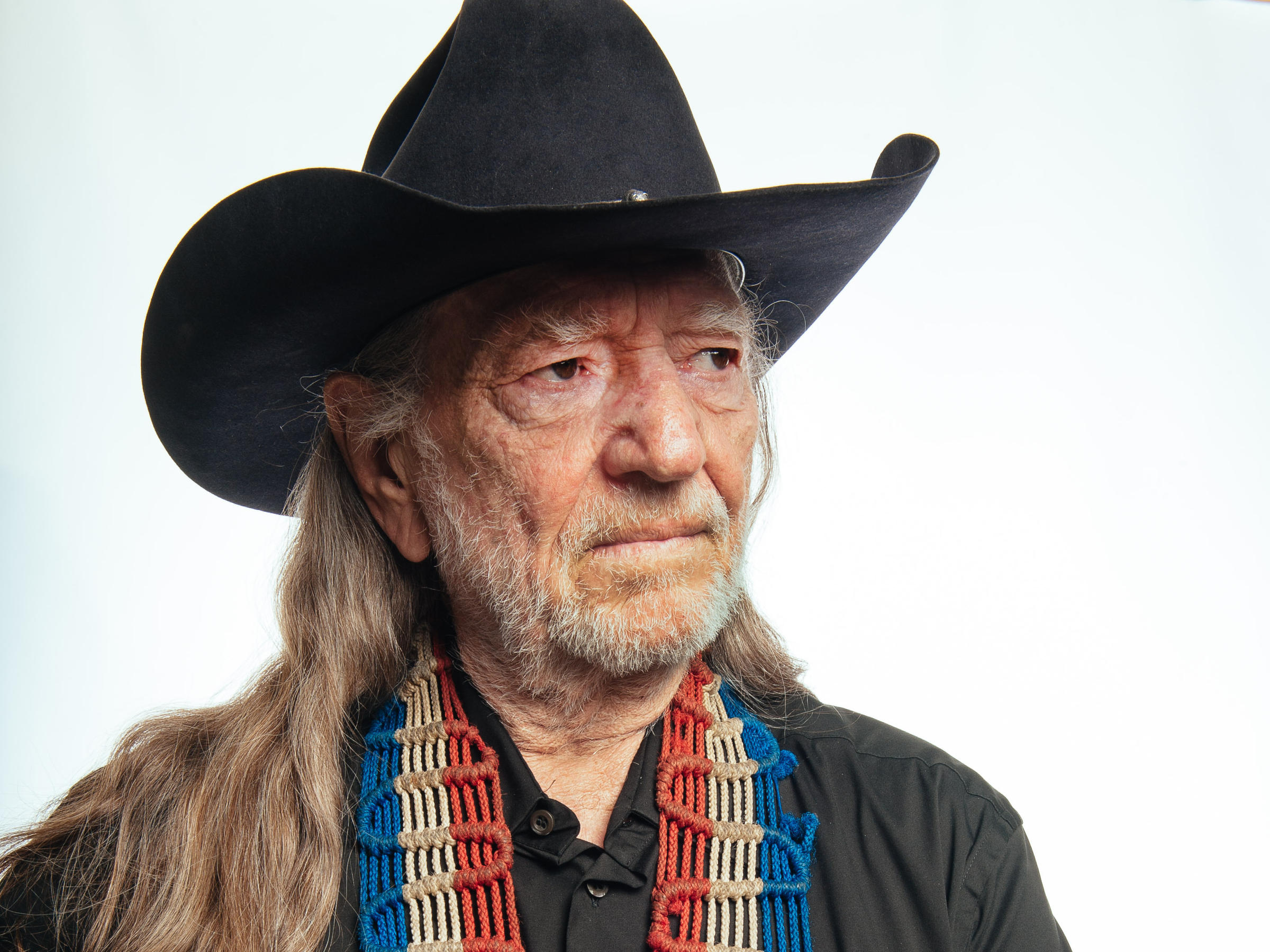 Crazy Willie Nelson Singing