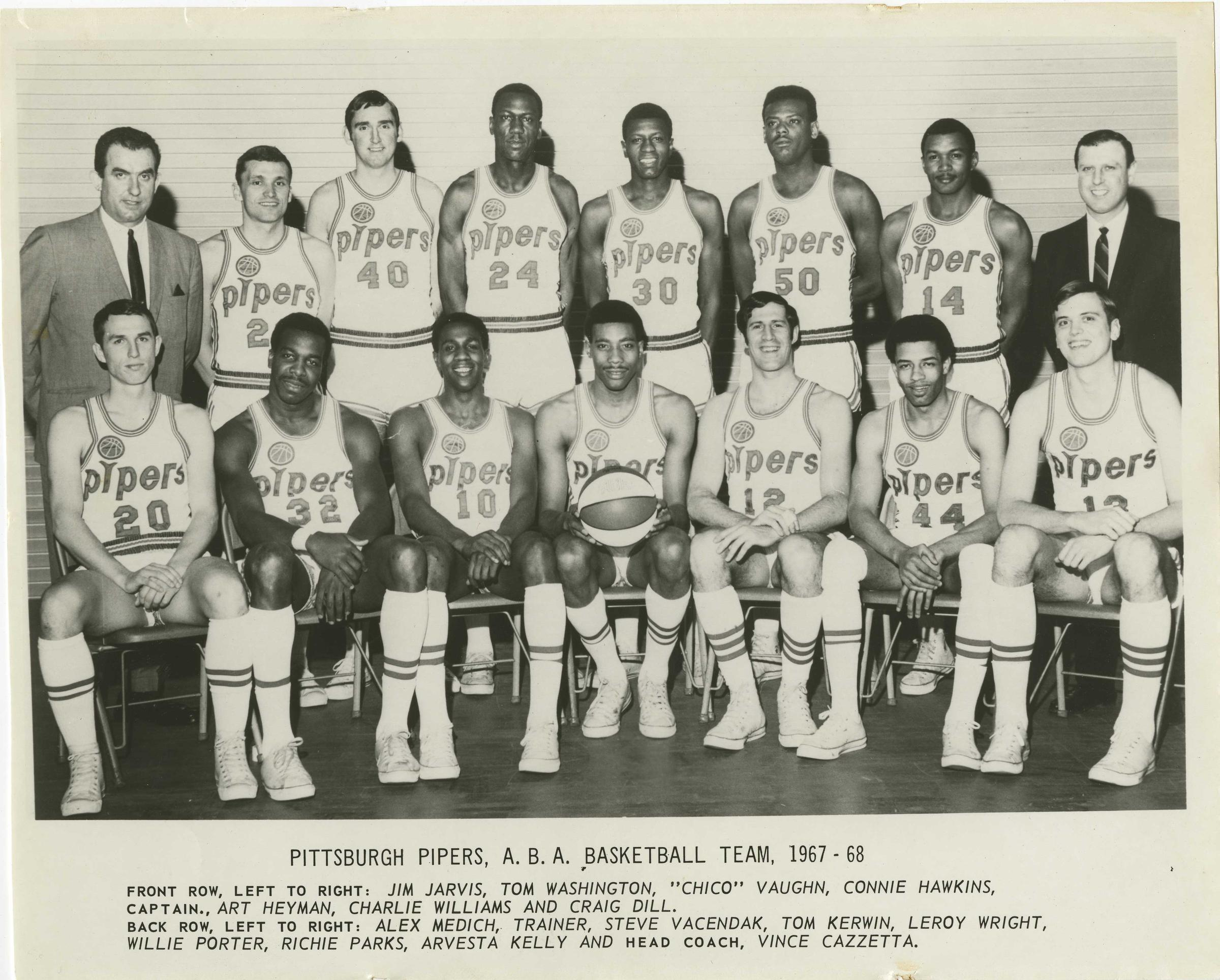 Pennsylvania Basketball Team
