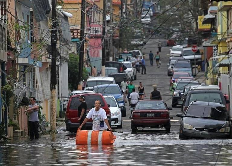 Rico Storm La It Maria Puerto San Did Perla Juan Make
