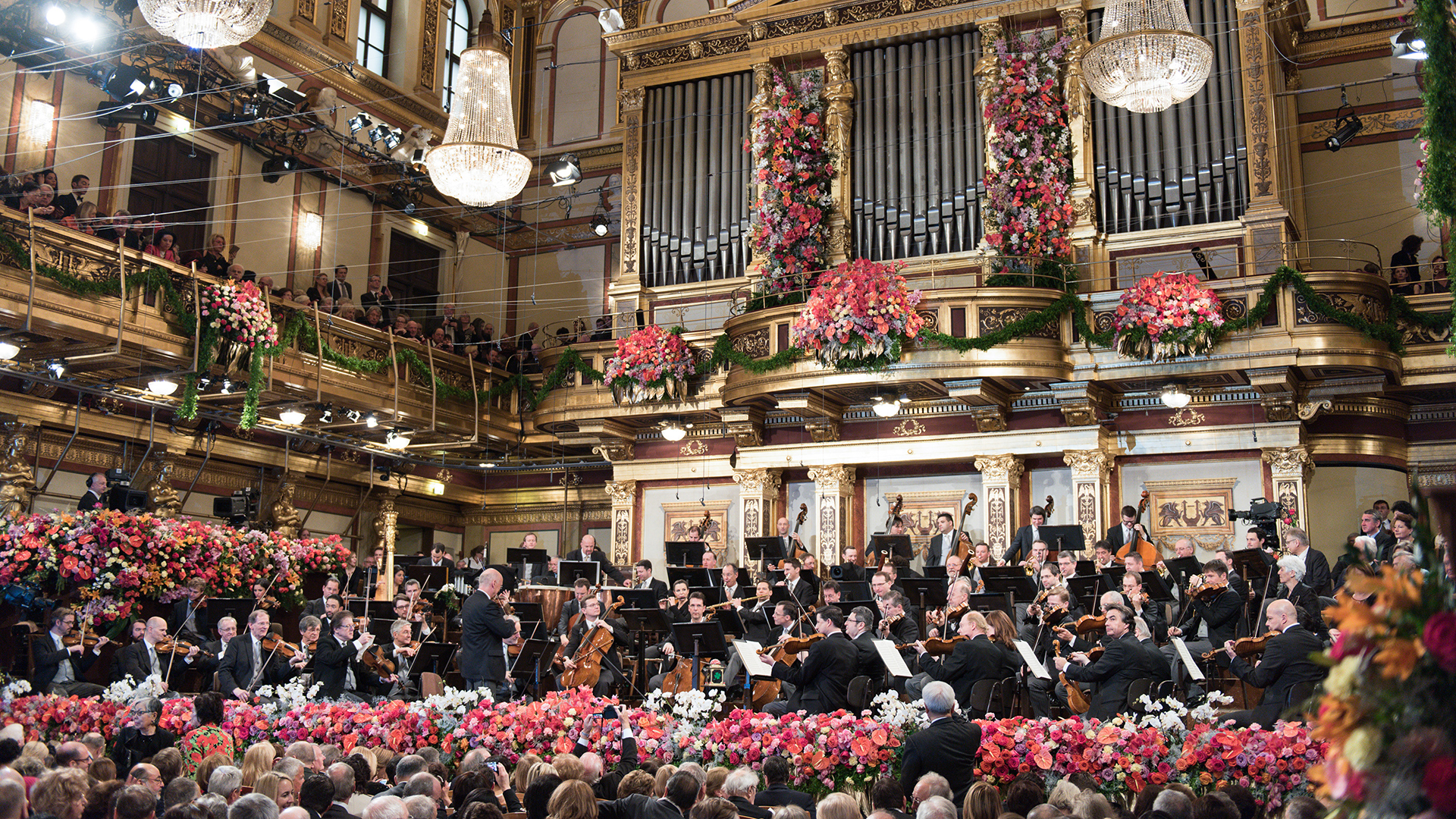 New Year s Day from Vienna 2018  Mon 1 1 18   11am   WXXI FM
