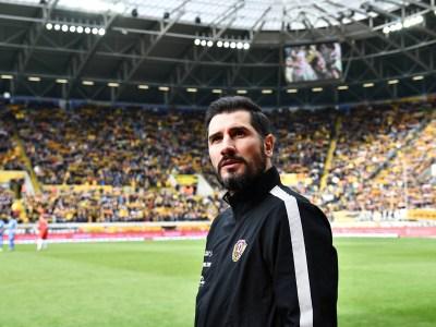 Dynamo-Coach Fiel: