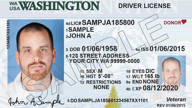 Airport Security Driver License