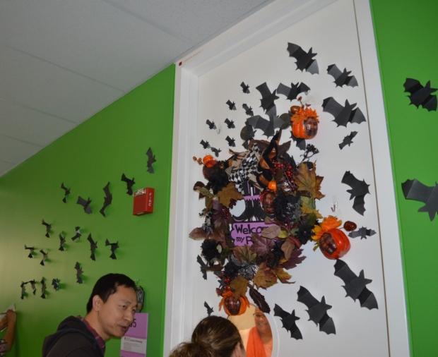 2016 Halloween Door Decorating Contest Department Of