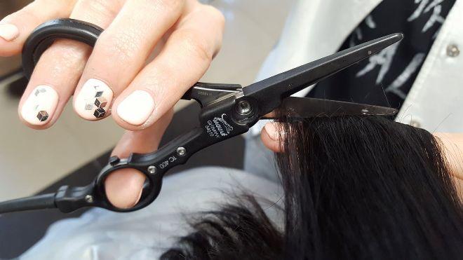 Как подстричь кончики самой себе в домашних условиях