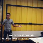 harga container cafe 20 feet di Ngawi WA  0878-8909-2614