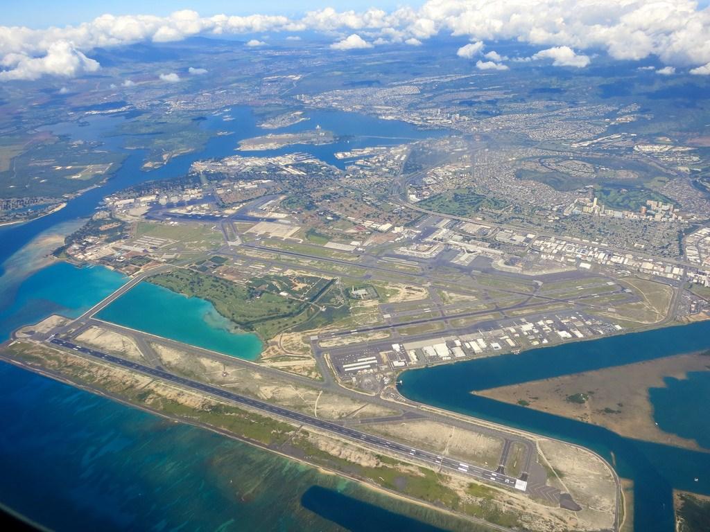 Aeropuerto De Honolulu Megaconstrucciones Extreme