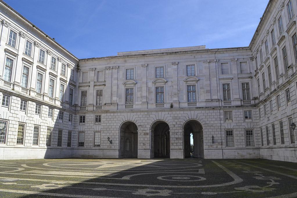 Palacio Nacional De Ajuda Pal 225 Cio Nacional Da Ajuda