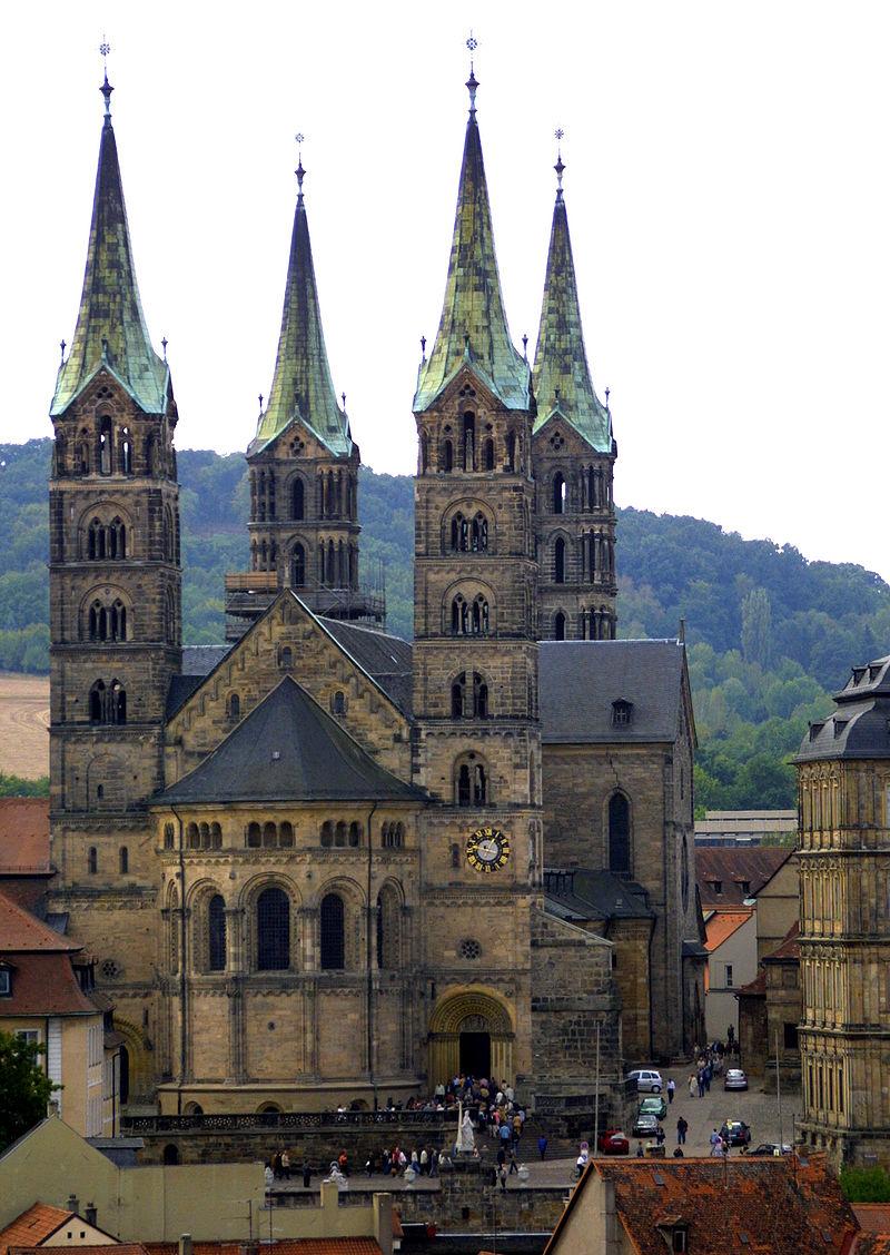 Catedral De Bamberg Megaconstrucciones Extreme Engineering