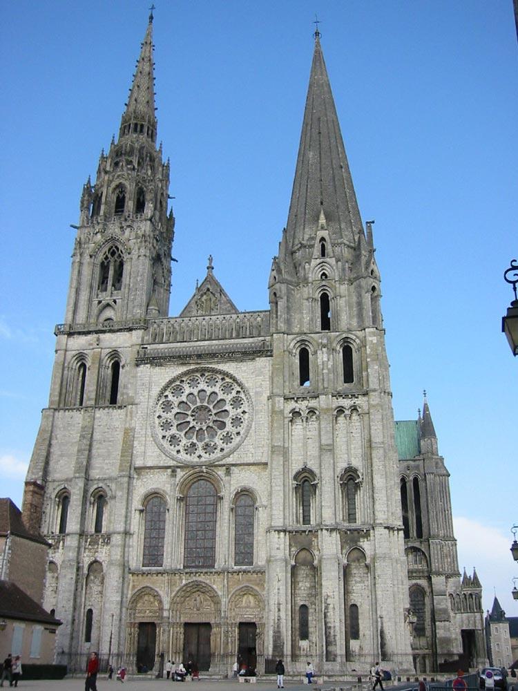Catedral De Chartres Catedral De Notre Dame De Chartres