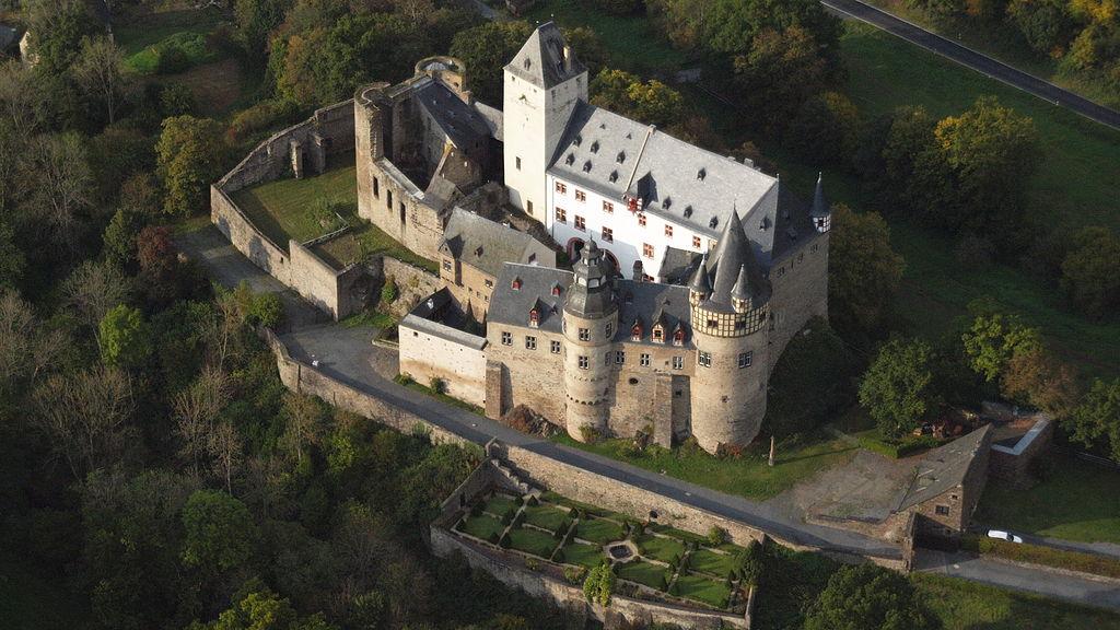 Castillo De B 252 Rresheim Schloss B 252 Rresheim