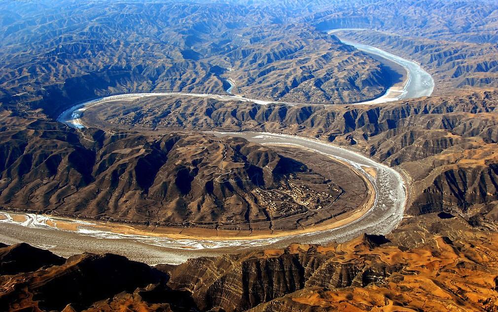 R 237 O Amarillo Huang He Huang Ho Megaconstrucciones