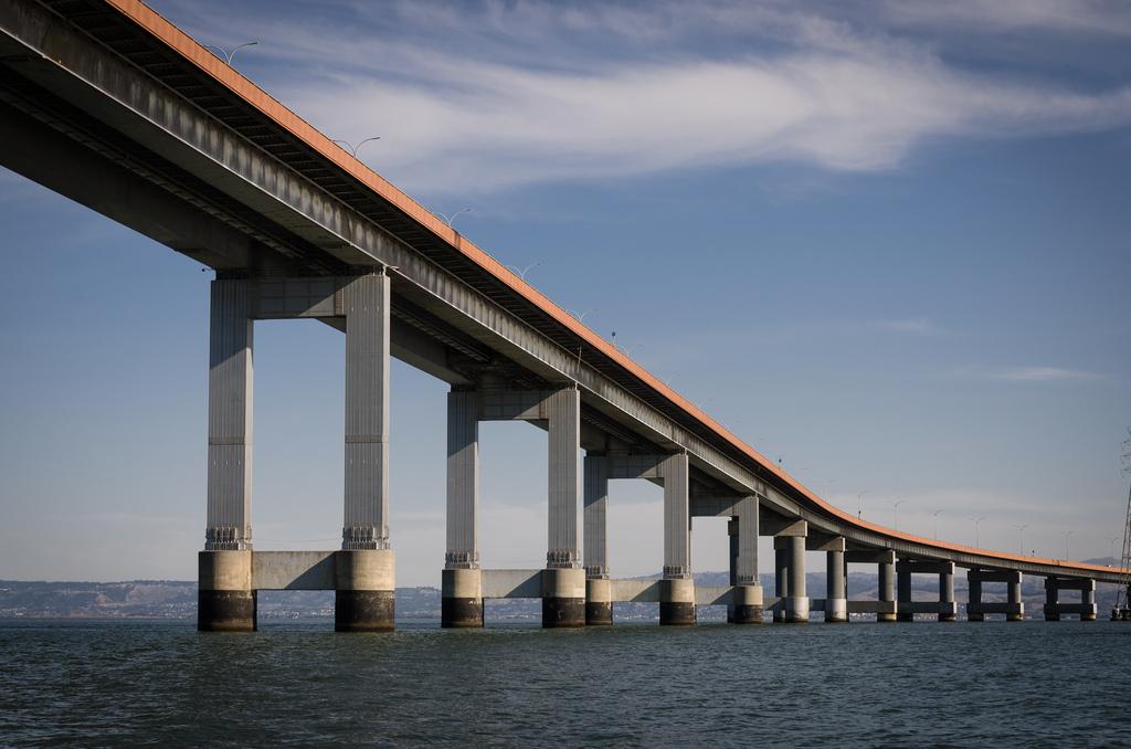 Puente San Mateo Hayward Megaconstrucciones Extreme