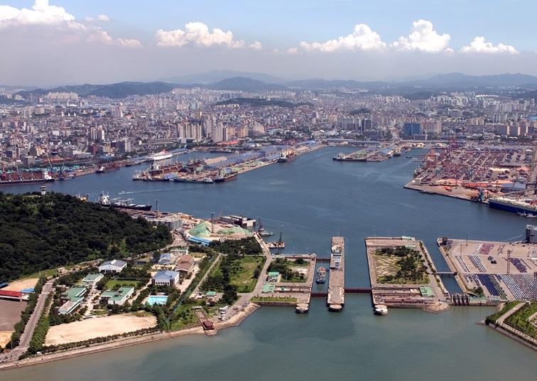 Puerto De Incheon Megaconstrucciones Extreme Engineering