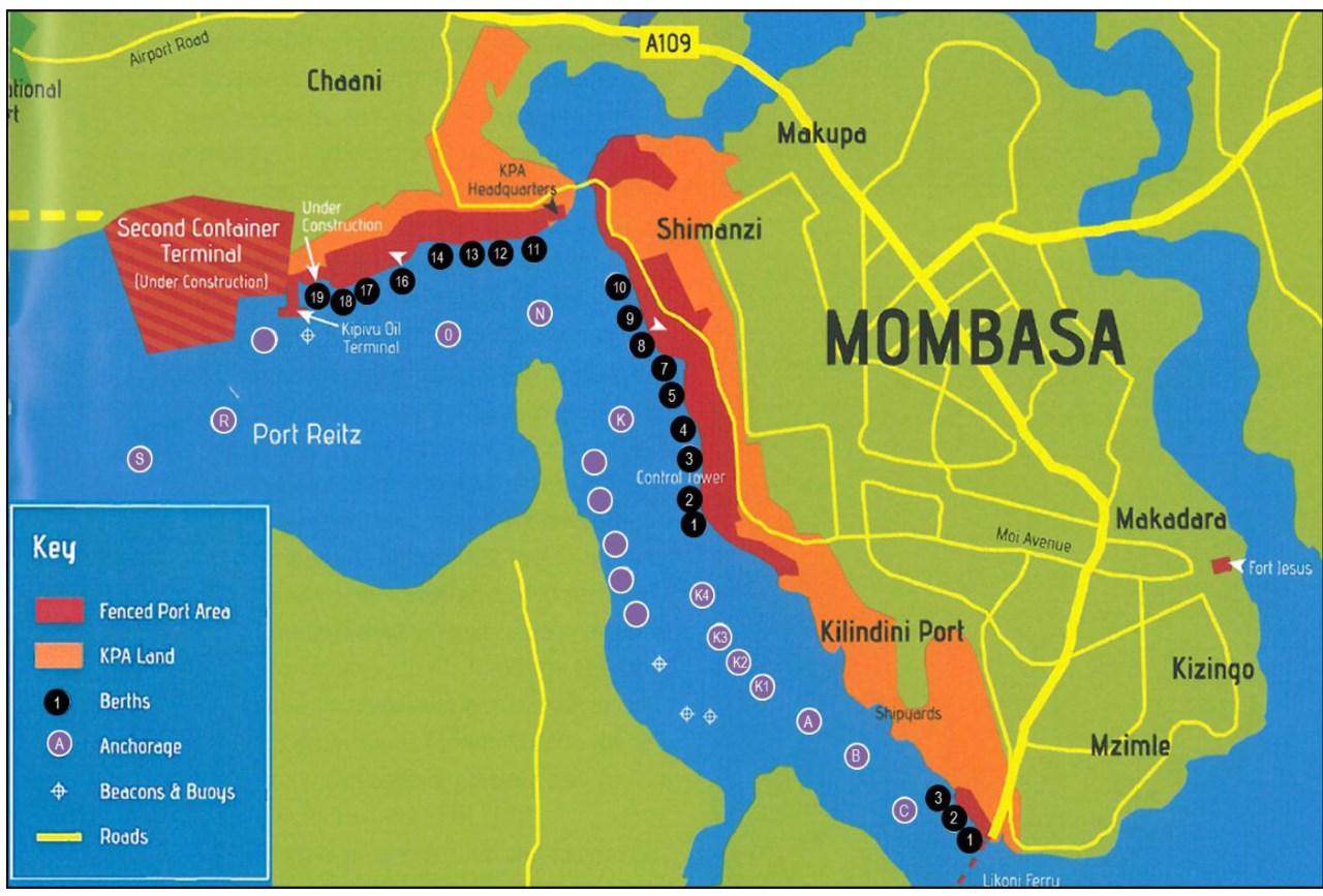 Puerto De Mombasa Megaconstrucciones Extreme Engineering