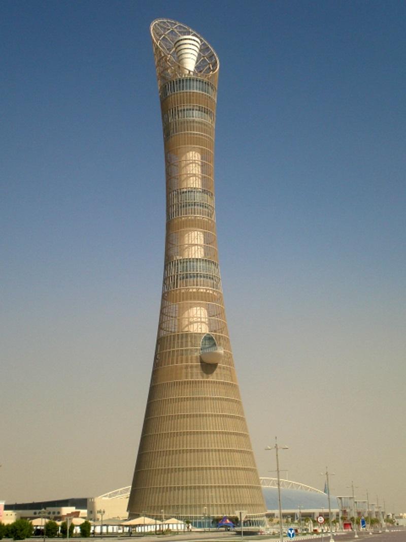 Torre Aspire Megaconstrucciones Extreme Engineering