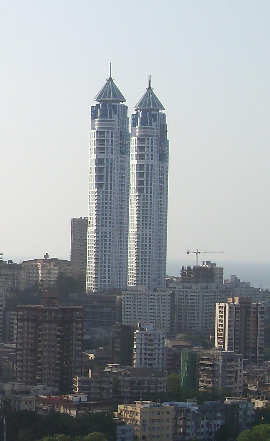 Imperial Towers Mumbai Megaconstrucciones Extreme