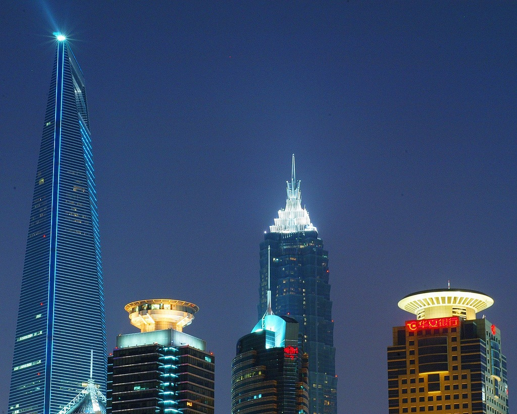 Shanghai World Financial Center Megaconstrucciones