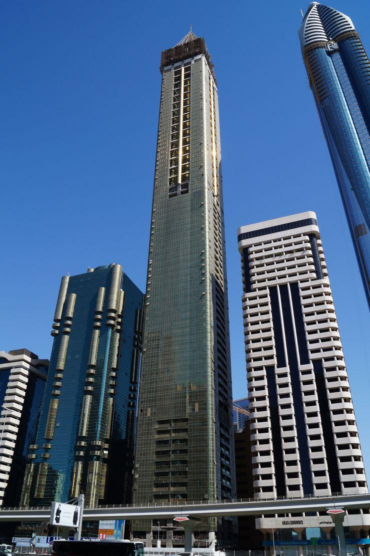 Ahmed Abdul Rahim Al Attar Tower Megaconstrucciones