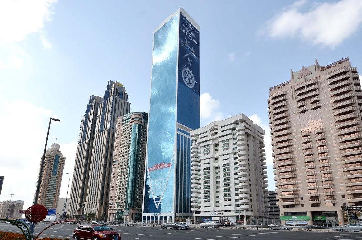 Aspin Tower Ahmed Khoory Tower Megaconstrucciones