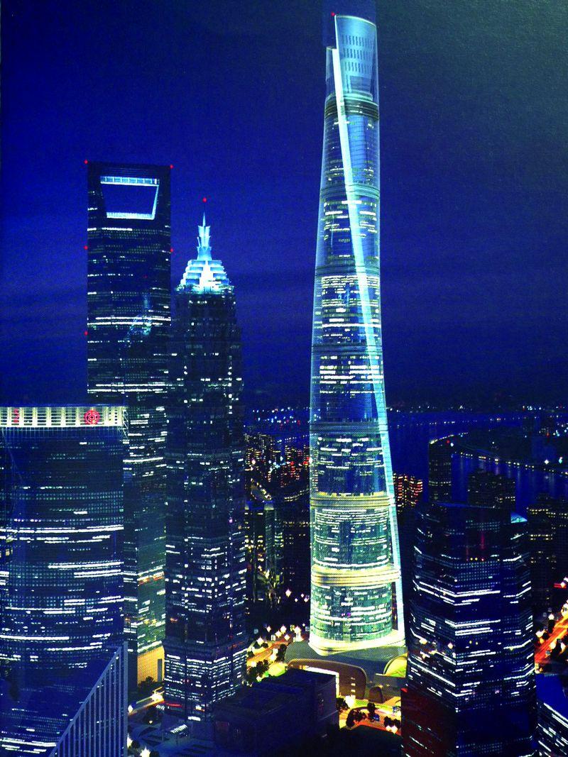 Torre De Shangh 225 I Megaconstrucciones Extreme Engineering