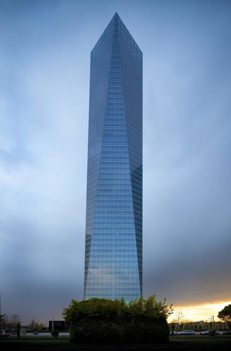 Torre De Cristal Megaconstrucciones Extreme Engineering