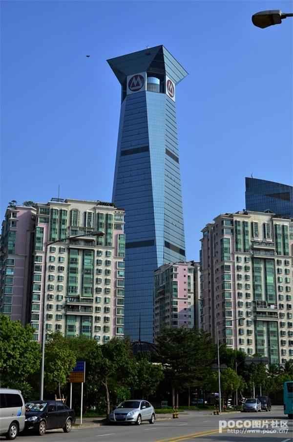 China Merchants Bank Tower Shenzhen World Trade Centre