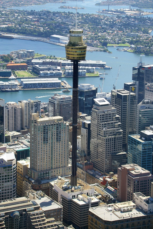 Torre De S 237 Dney Sydney Tower Eye Amp Tower Centrepoint